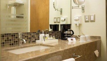 Casa de banho Hotel Krystal Urban Cancún Cancún