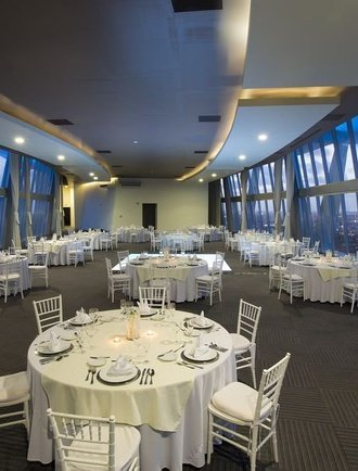 Salão de baile Hotel Krystal Urban Cancún Cancún